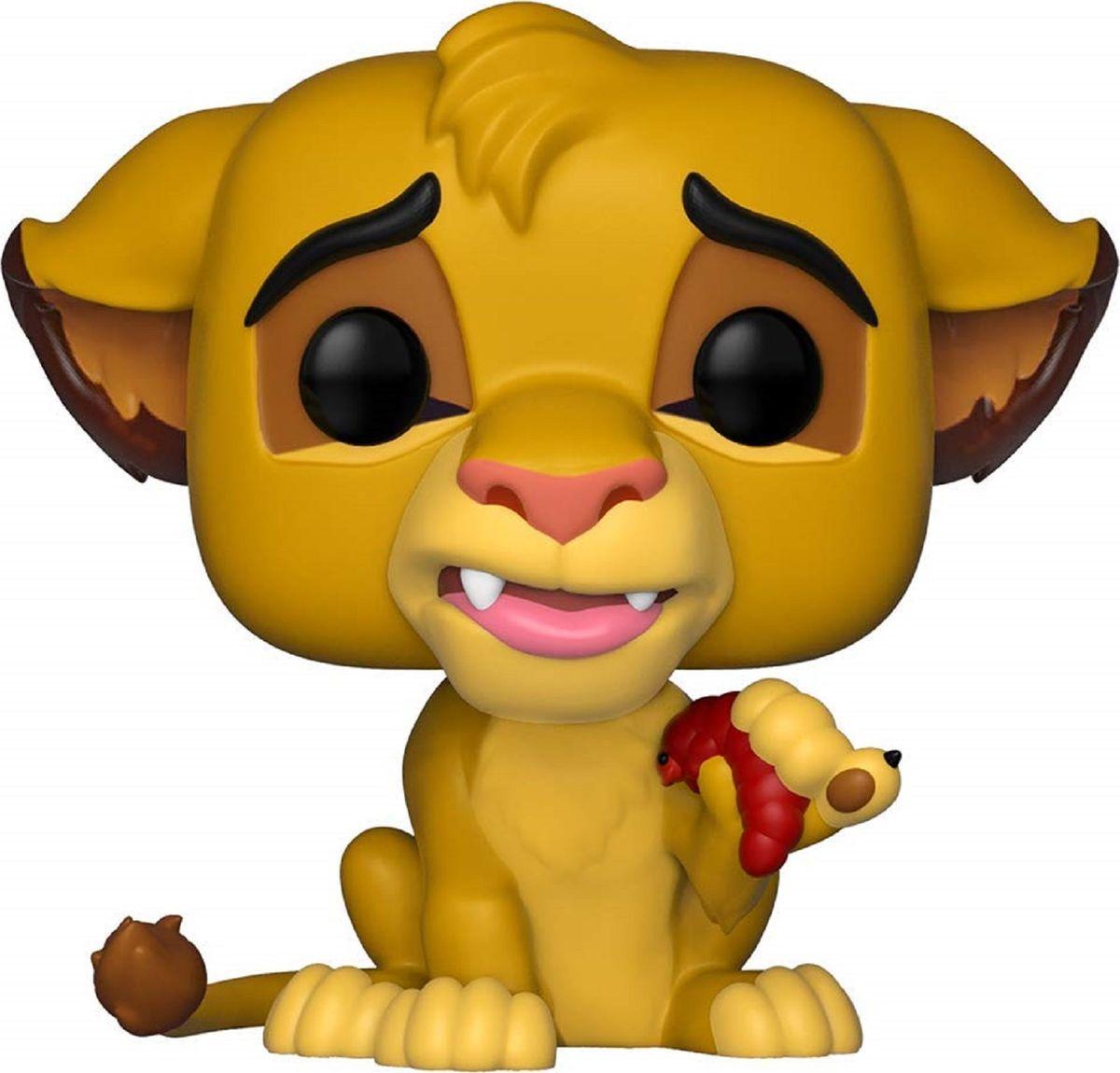 Фигурка Funko POP! Vinyl: Disney: Король лев (Lion King): Simba 36395
