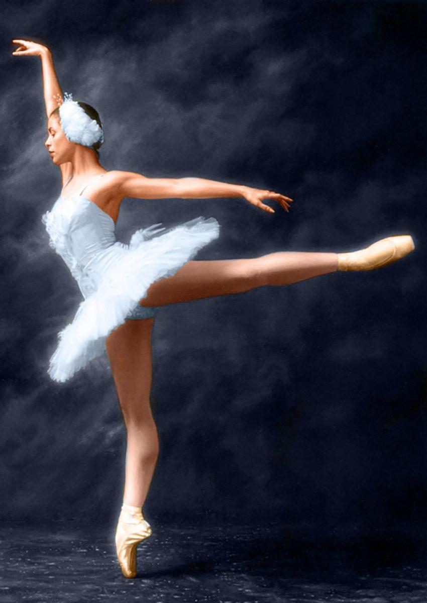 фото с балериной что