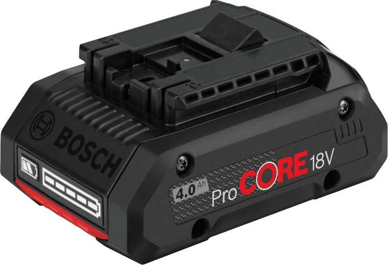 Аккумулятор Bosch ProCORE18V, 4,0 Ач аккумулятор