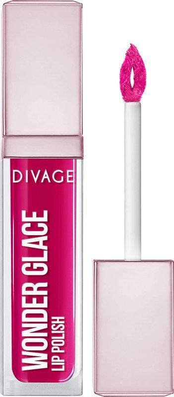 DIVAGE Лак для губ WONDER GLACE, тон № 05, 5 мл