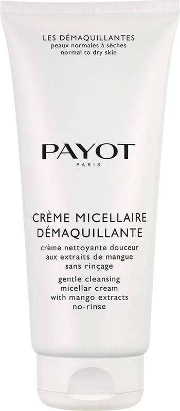Payot Les Demaquillantes Крем смягчающий и очищающий для нормальной и сухой кожи, 200 мл