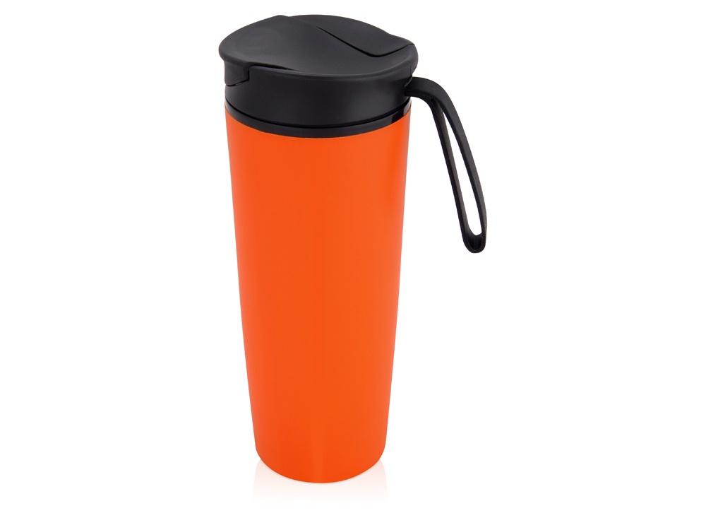 Термокружка Oasis Годс металл, 821118, оранжевый
