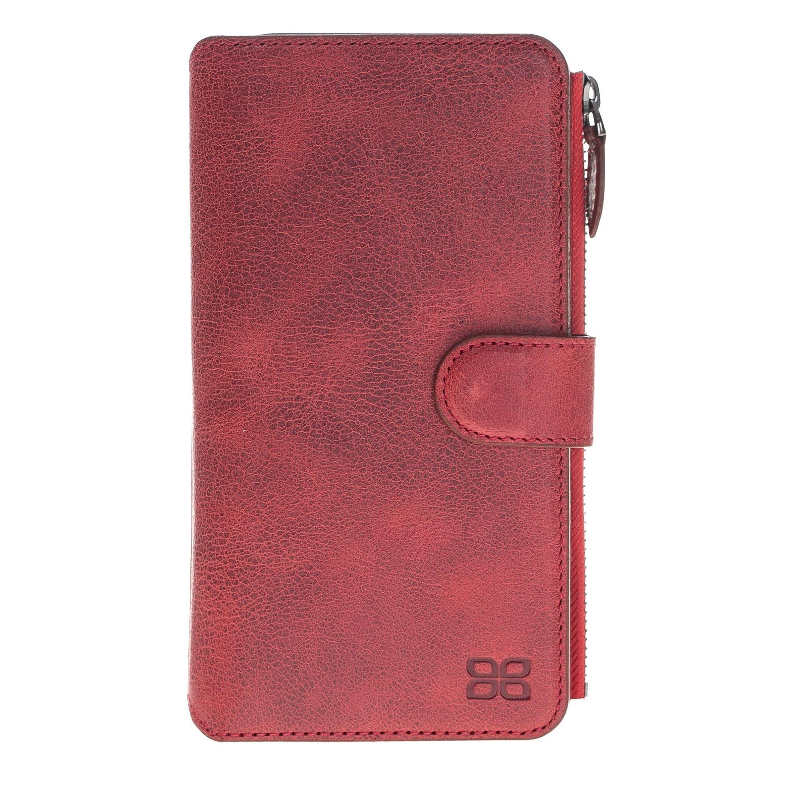 Чехол для сотового телефона Bouletta ZipX, бордовый
