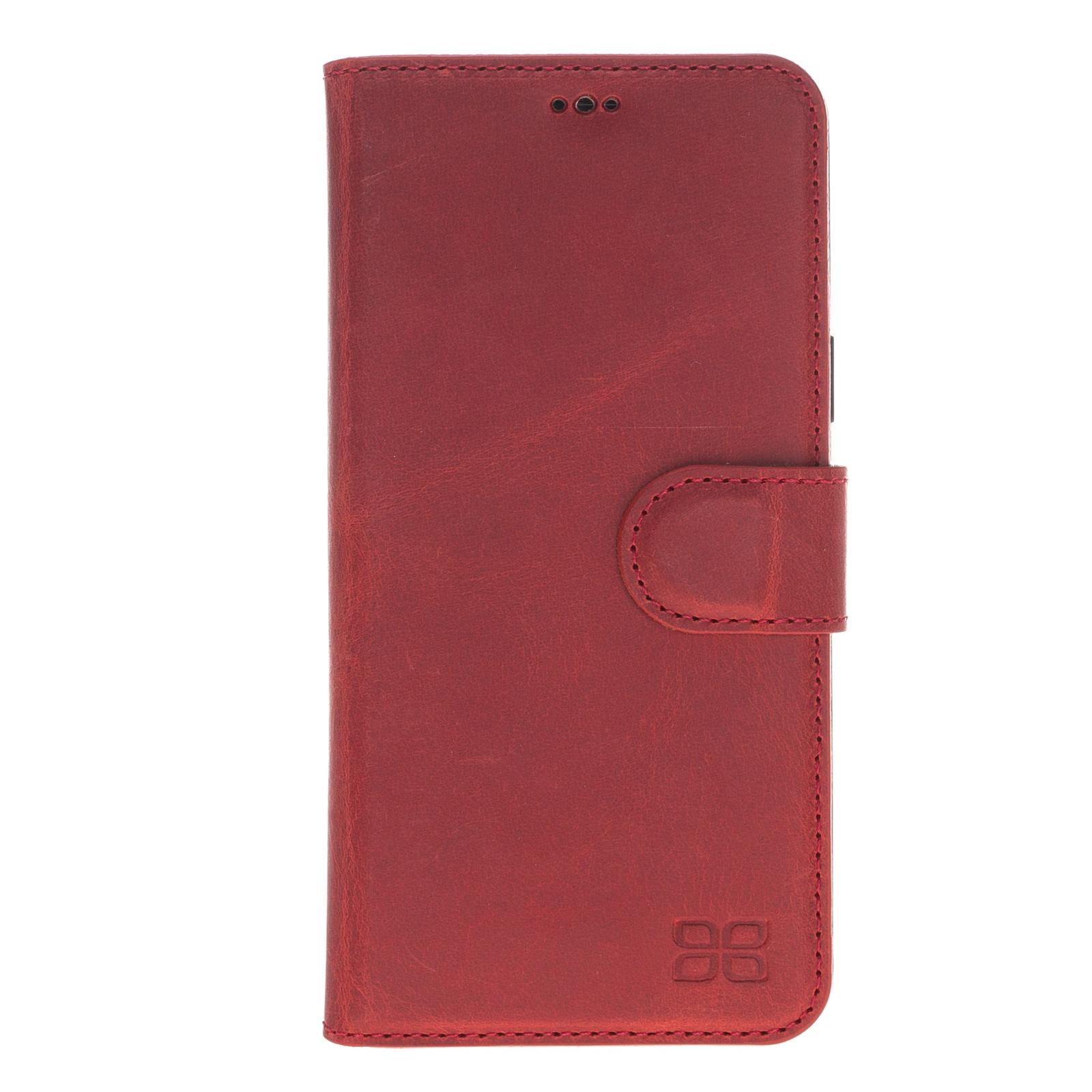 Чехол для сотового телефона Bouletta Walletcase S9, WCg4s9, бордовый