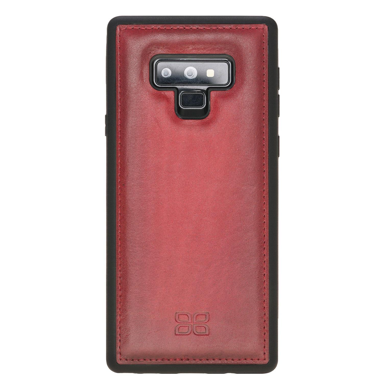 Чехол для сотового телефона Bouletta FlexCover Note 9, FXnote9v4ef, бордовый