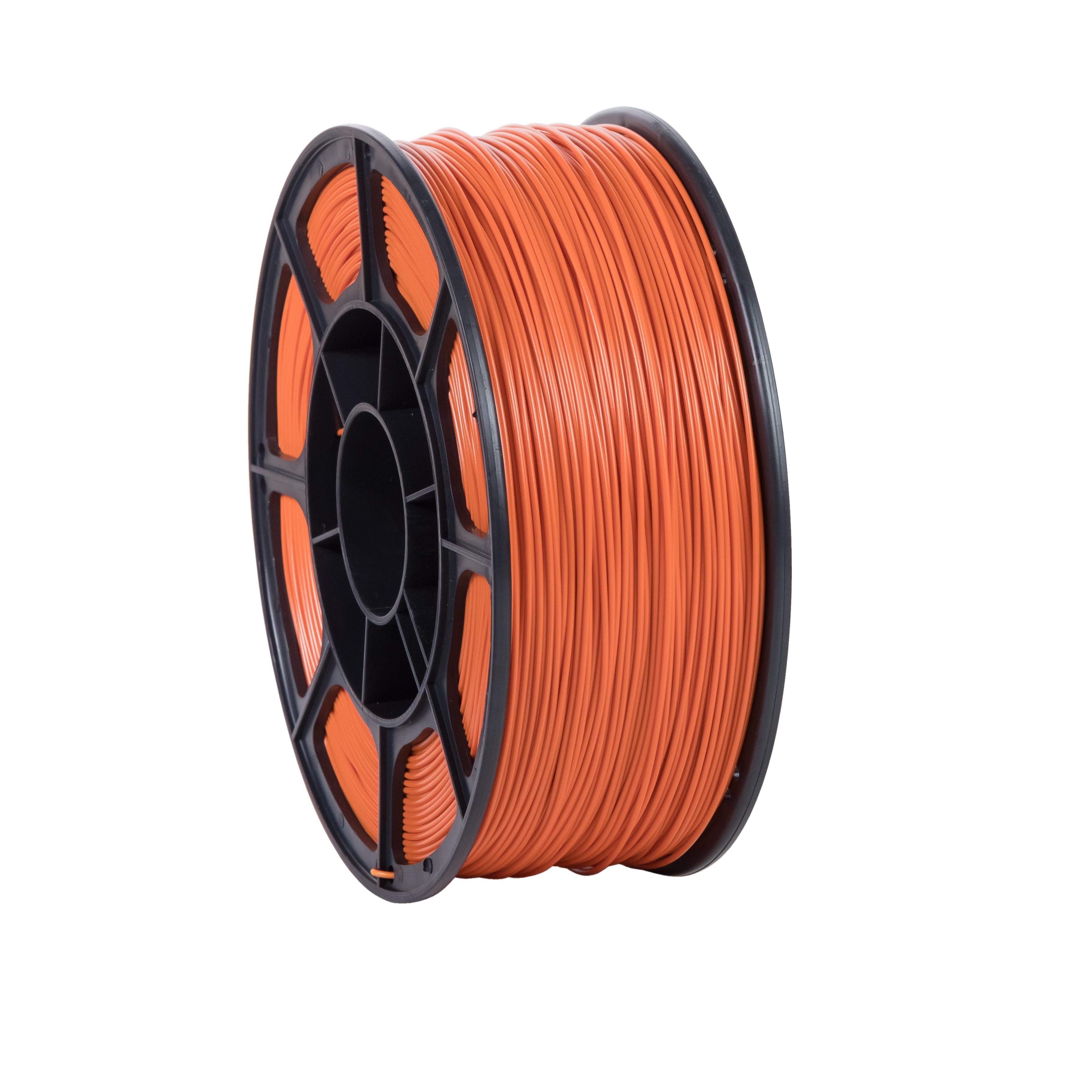 "ABS пластик для 3Д печати ""НИТ"" оранжевый"