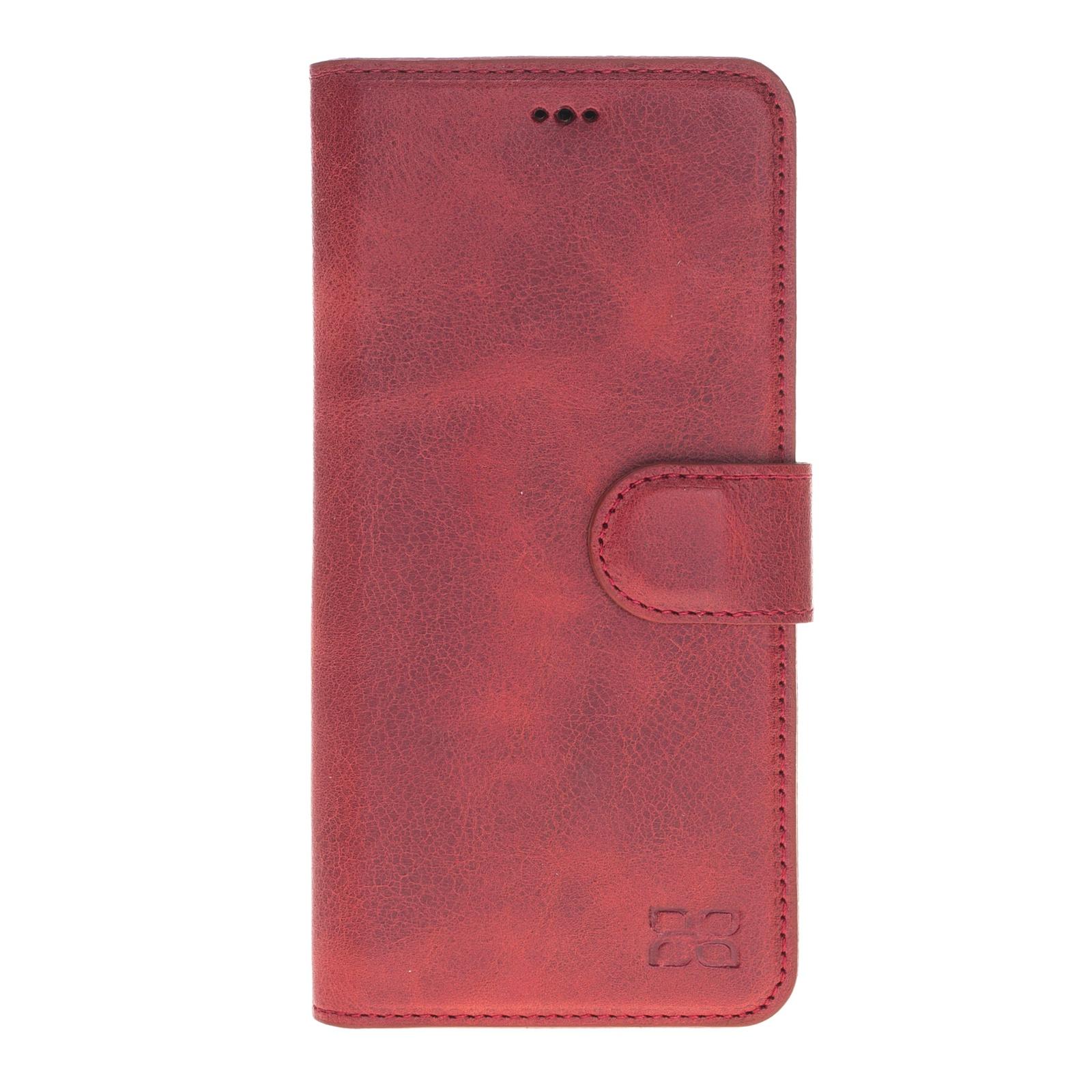 Чехол для сотового телефона Bouletta WalletCase Note 9, WCnote9v4ef, бордовый