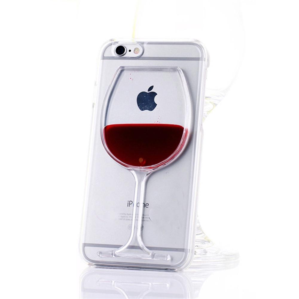 Чехол для сотового телефона Мобильная мода iPhone 6/6S, прозрачный