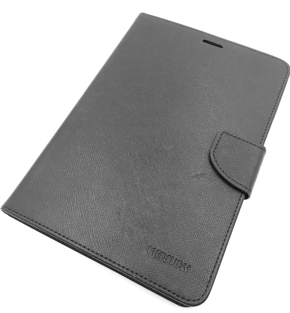 Чехол для планшета Мобильная мода Samsung Tab S2 8.0 T710/T715 Чехол-книжка Mercury Fancy Diary, черный чехол книжка rivacase 3014 для планшета 8 черный