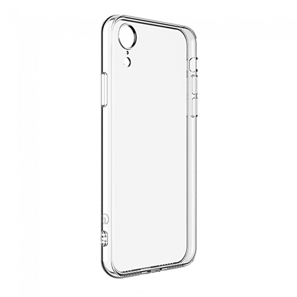 Чехол для сотового телефона Мобильная мода iPhone XR Накладка силиконовая прозрачная