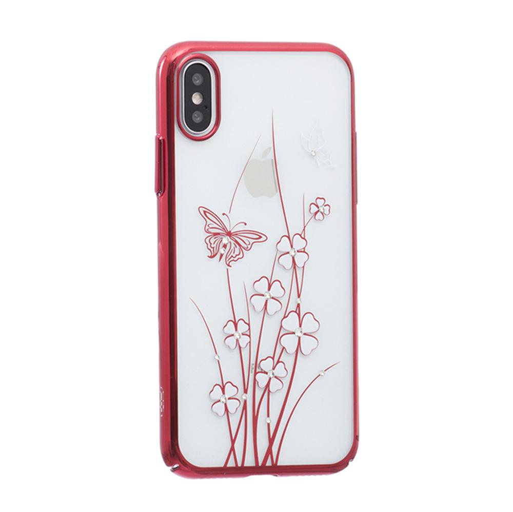 Чехол для сотового телефона XO iPhone XSwarovski 14490 цена и фото