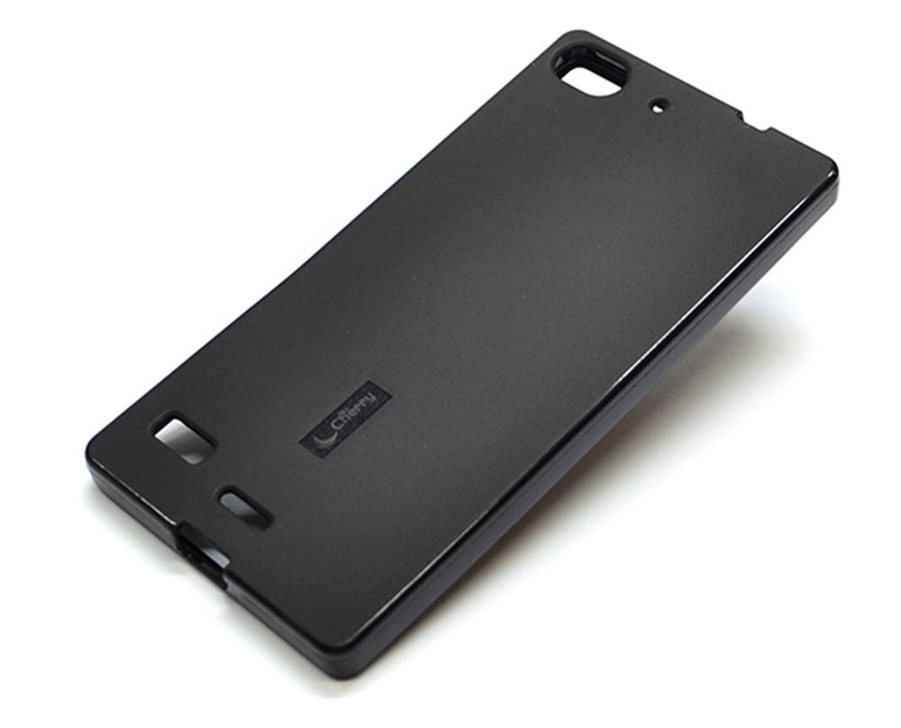 Чехол для сотового телефона Cherry Lenovo VIBE X2 Накладка резиновая с пленкой на экран, черный для lenovo vibe x2 pro стекло экран протектор фильм для lenovo vibe x2 pro стекло экран прот