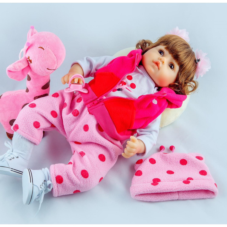 Кукла Reborn Kids Кукла-реборн, 72-31