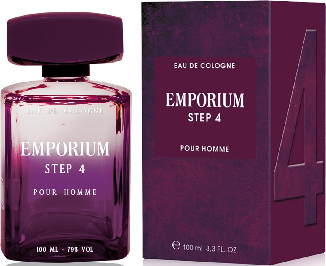 Одеколон Emporium Стэп 4, 100 мл the peacock emporium