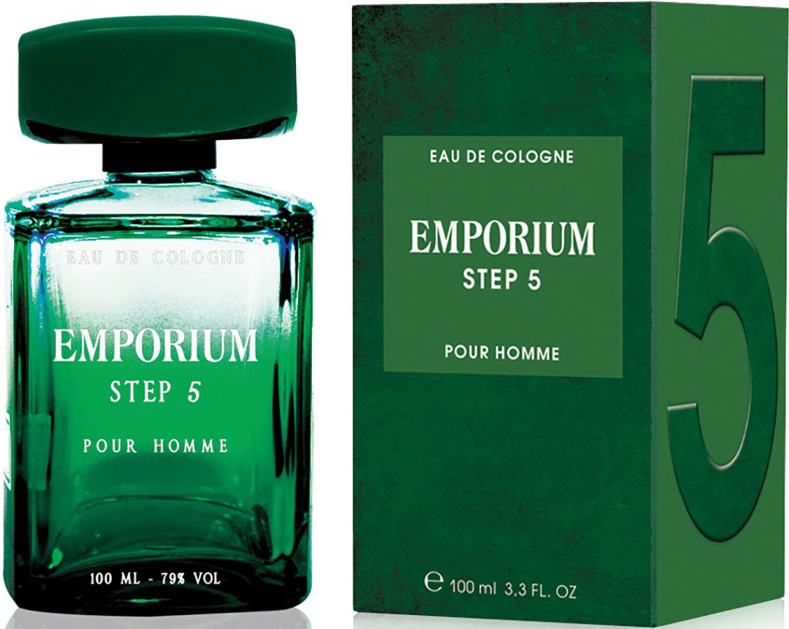 Одеколон Emporium Стэп 5, 100 мл the peacock emporium