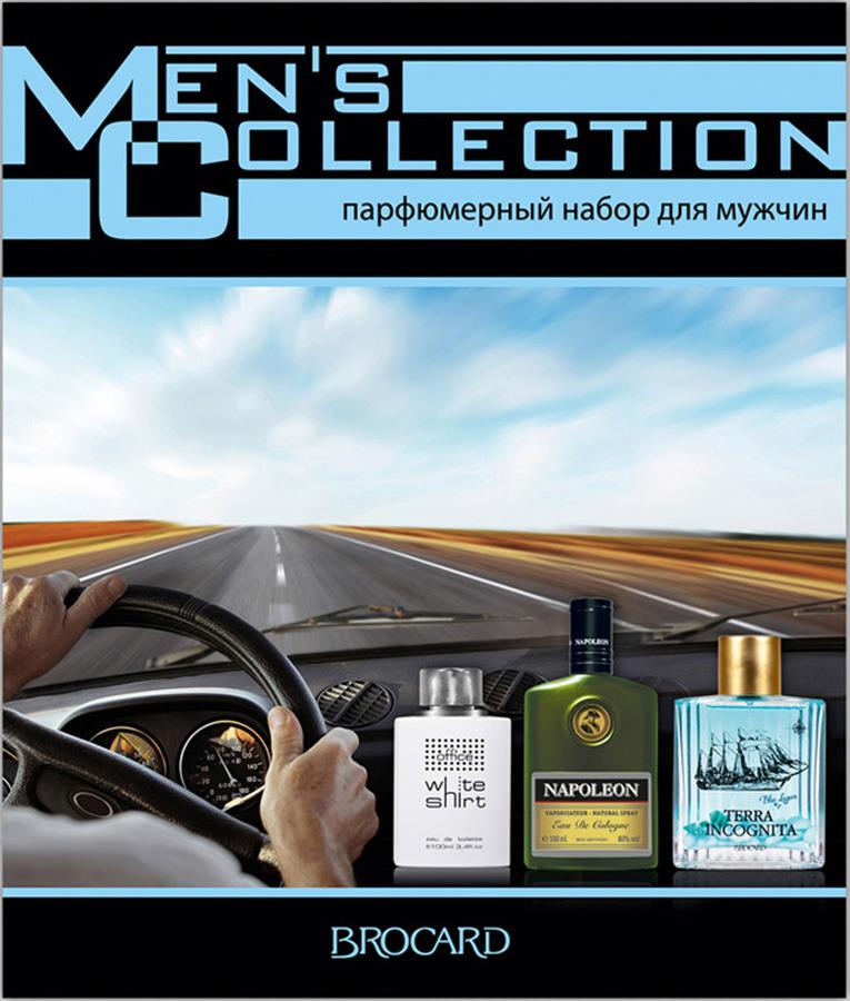 цены на Brocard Мужская коллекция, 3 шт по 15 мл  в интернет-магазинах