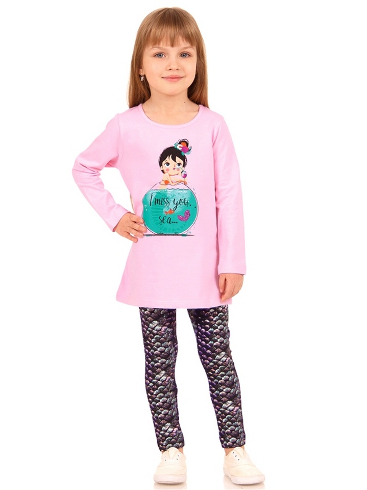 Комплект одежды Апрель комплекты детской одежды goldy комплект для девочки туника и леггинсы 780 024 522