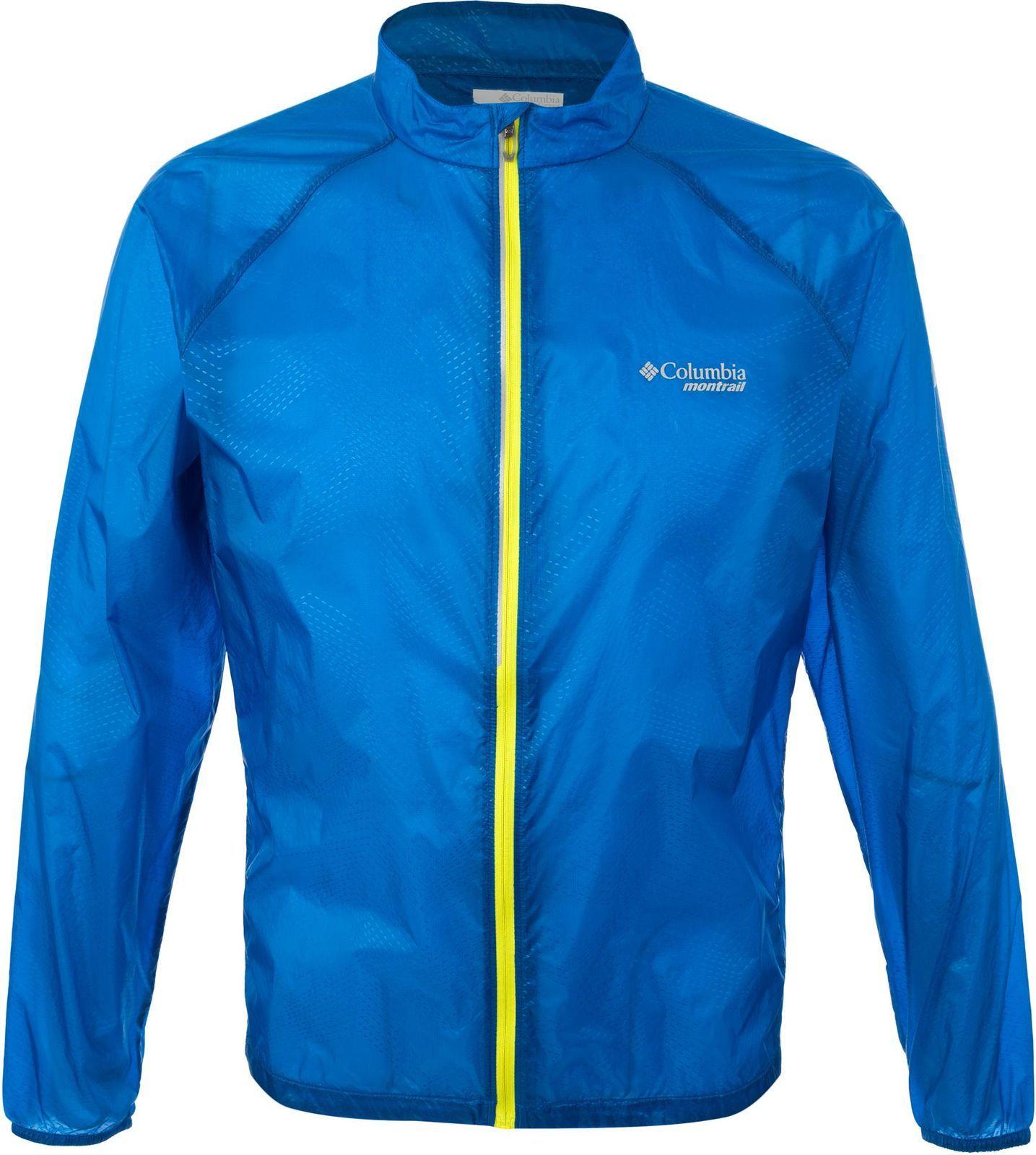 Ветровка Columbia F.K.T. Wind Jacket ветровка мужская columbia tolmie butte jacket цвет черный 1771522 011 размер m 46 48