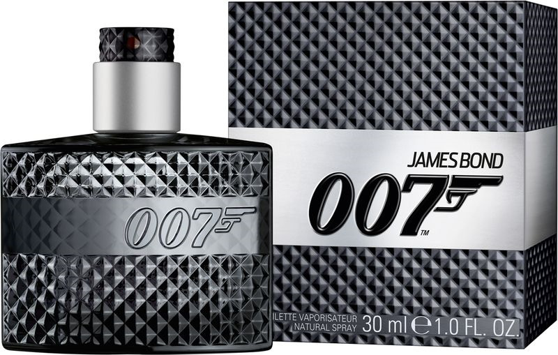 James Bond Туалетная вода Agent 007, 30 мл цена