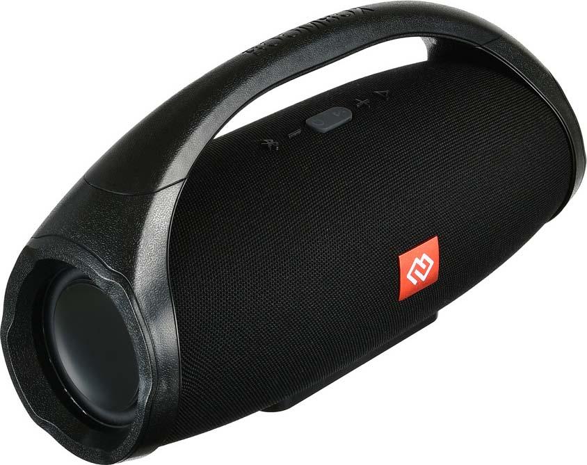лучшая цена Портативная колонка Digma, S-36, черный