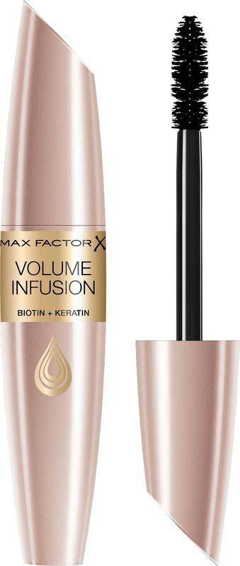 Тушь для ресниц Max Factor Volume Infusion Black Brown, 13 г max factor masterpiece lash crown объемная тушь с эффектом разделения black brown