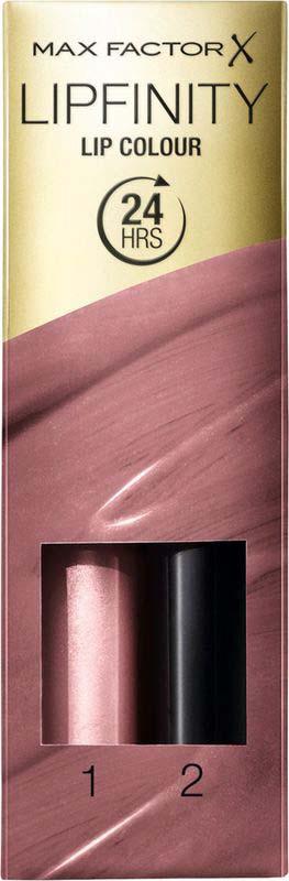 Губная помада Max Factor Lipfinity №310, 2 г стойкая помада и блеск max factor