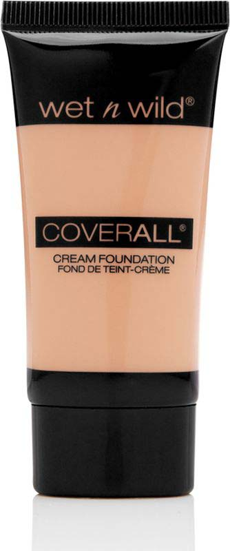 Тональный крем Wet n Wild Coverall Light Medium, 5 г wet n wild корректор жидкий photo focus concealer тон medium tawny 5 2 г