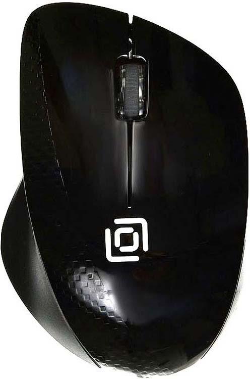 Мышь Oklick 695MW, черный цена в Москве и Питере