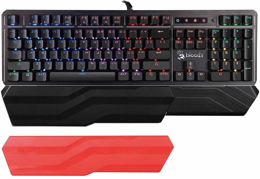 Игровая клавиатура A4Tech Bloody B975, черный