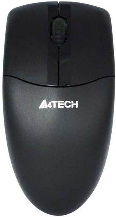 лучшая цена Мышь A4Tech V-Track G3-220N-1, черный