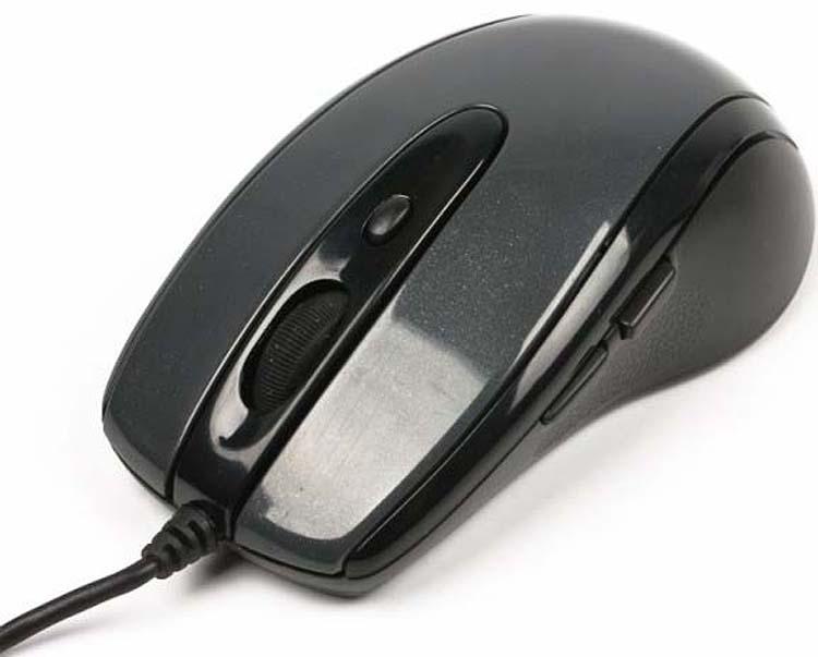 Мышь A4Tech V-Track Padless N-708X-1, черный все цены