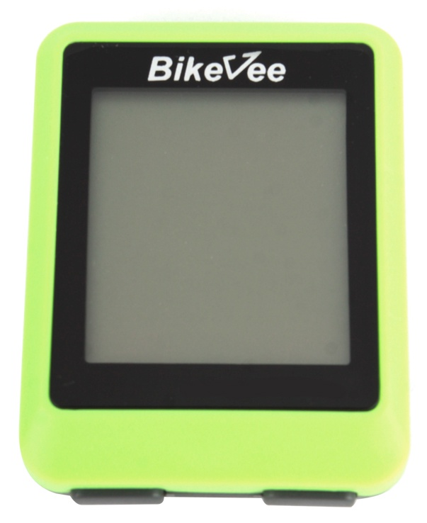 Велокомпьютер BikeVee BKV-9001, 1CM000000038, салатовый