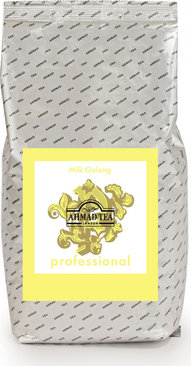 Чай листовой Ahmad Tea Professional Милк Улун, 500 г black tea anhua two thousand tea senior handmade mahogany base baishaxi mahogany base