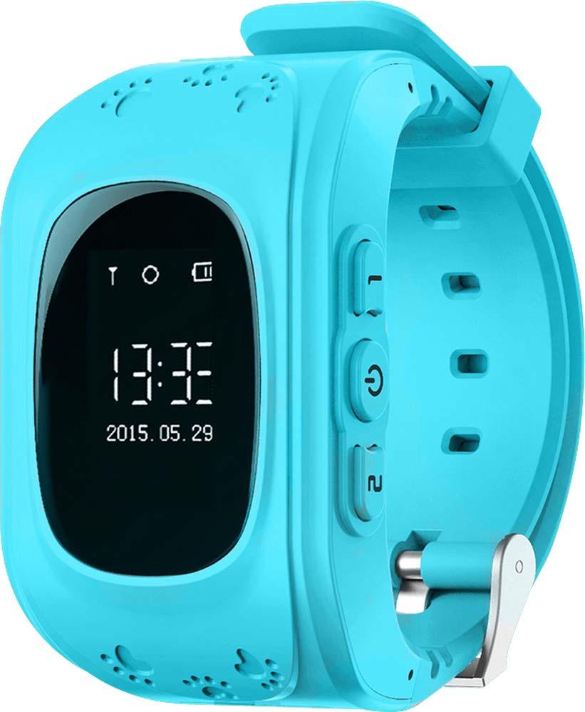Детские умные часы RoverMate NDTech Kid 05, голубой