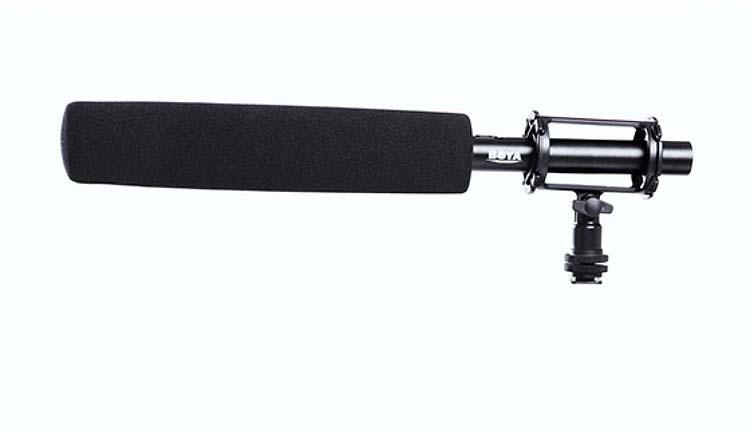 Микрофон-пушка конденсаторный Boya Boya BY-PVM1000L профессиональный, 25 Гц - 20 кГц, 80дБ цены