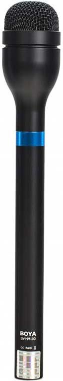 Микрофон переносной Boya BY-HM100 всенаправленный, для DSLR и видеокамер, 70 Гц - 15 кГц