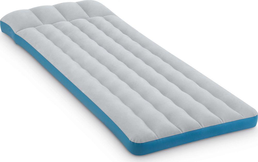 Матрас надувной Intex Camping Mat, 67998, 72 х 189 х 20 см
