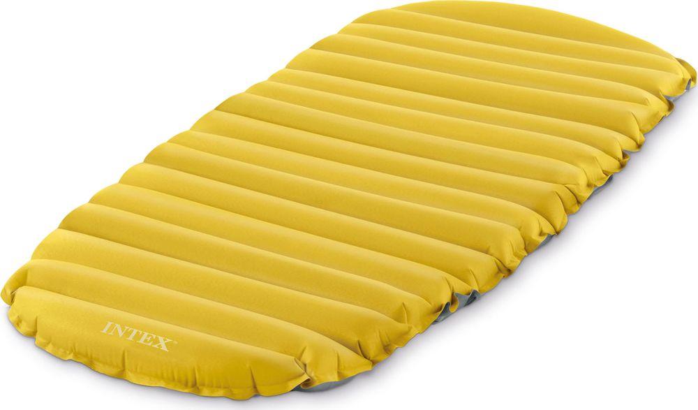 Надувной коврик Intex Cot Size Camp Bed, 68708, 76 х 183 х 10 см