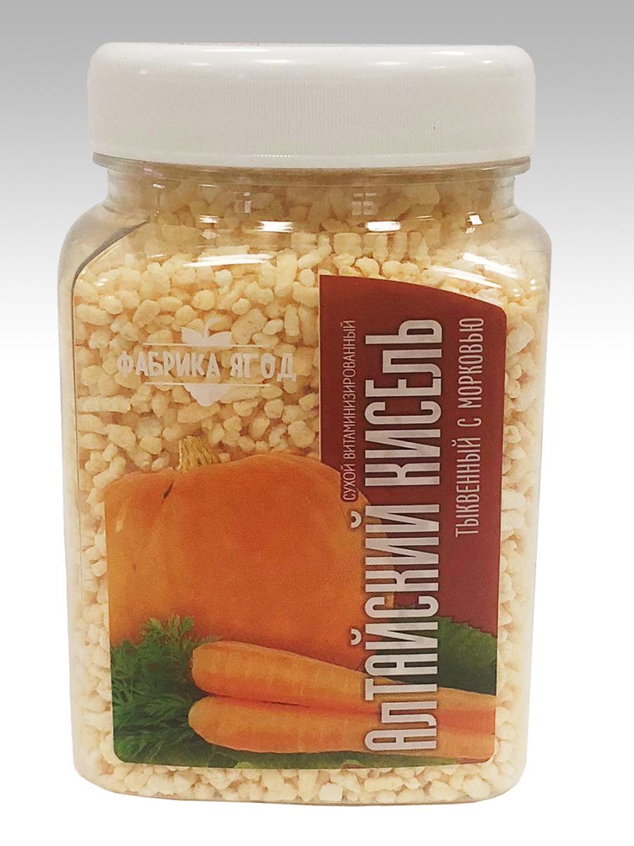 Натуральный кисель Алтайские традиции Тыквенно-морковный, витаминизированный, 250 г