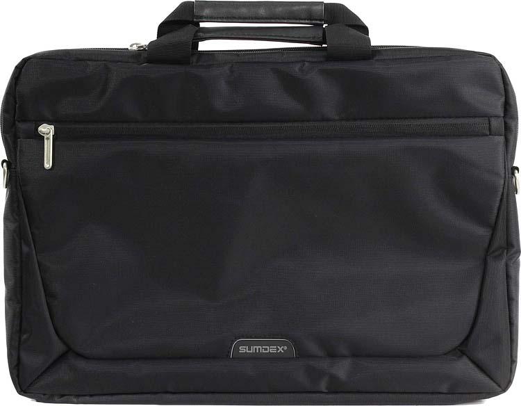 Сумка для ноутбука Sumdex PON-117BK, 17