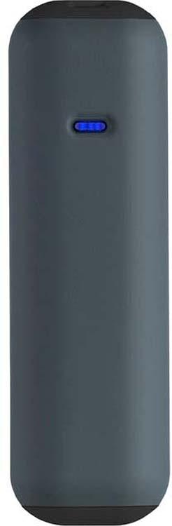 Внешний аккумулятор SmartBuy Utashi A 2500, SBPB-700, серый, черный внешний аккумулятор smartbuy utashi x 5000 sbpb 505 черный