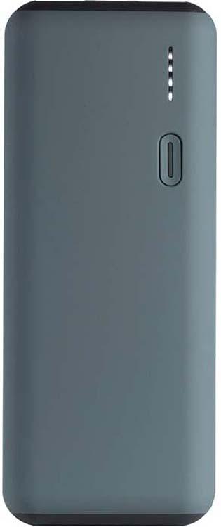 Внешний аккумулятор SmartBuy Utashi A 10000, SBPB-805, серый, черный внешний аккумулятор smartbuy utashi x 5000 sbpb 505 черный