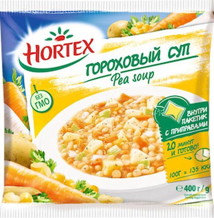 Суп замороженный Hortex Гороховый, 400 г недорого