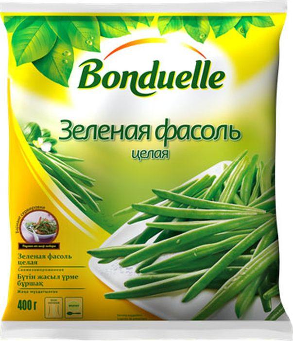 Фасоль замороженная Bonduelle Зеленая стручковая, целая, 405 г Bonduelle