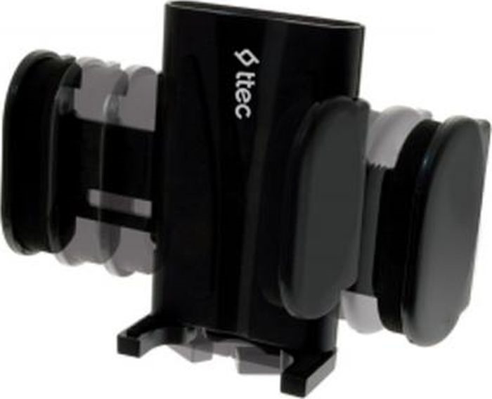Автомобильный держатель TTEC FlexGrip 2, 2TT03 автомобильный держатель ttec easydrive go 2tt11 черный