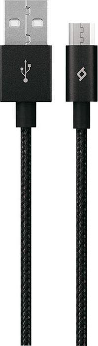 Дата-кабель TTEC Alumi Micro-USB, 2DK11S, черный