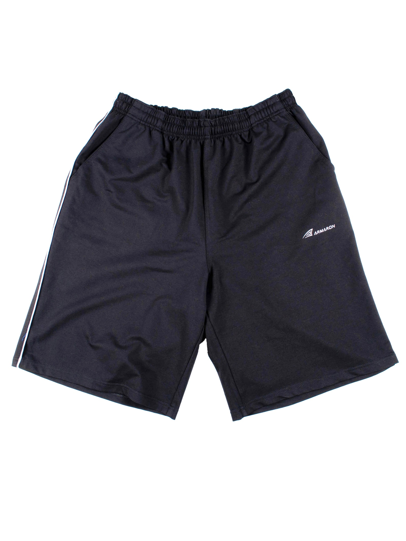 Шорты Armaron черные спортивные шорты мужские