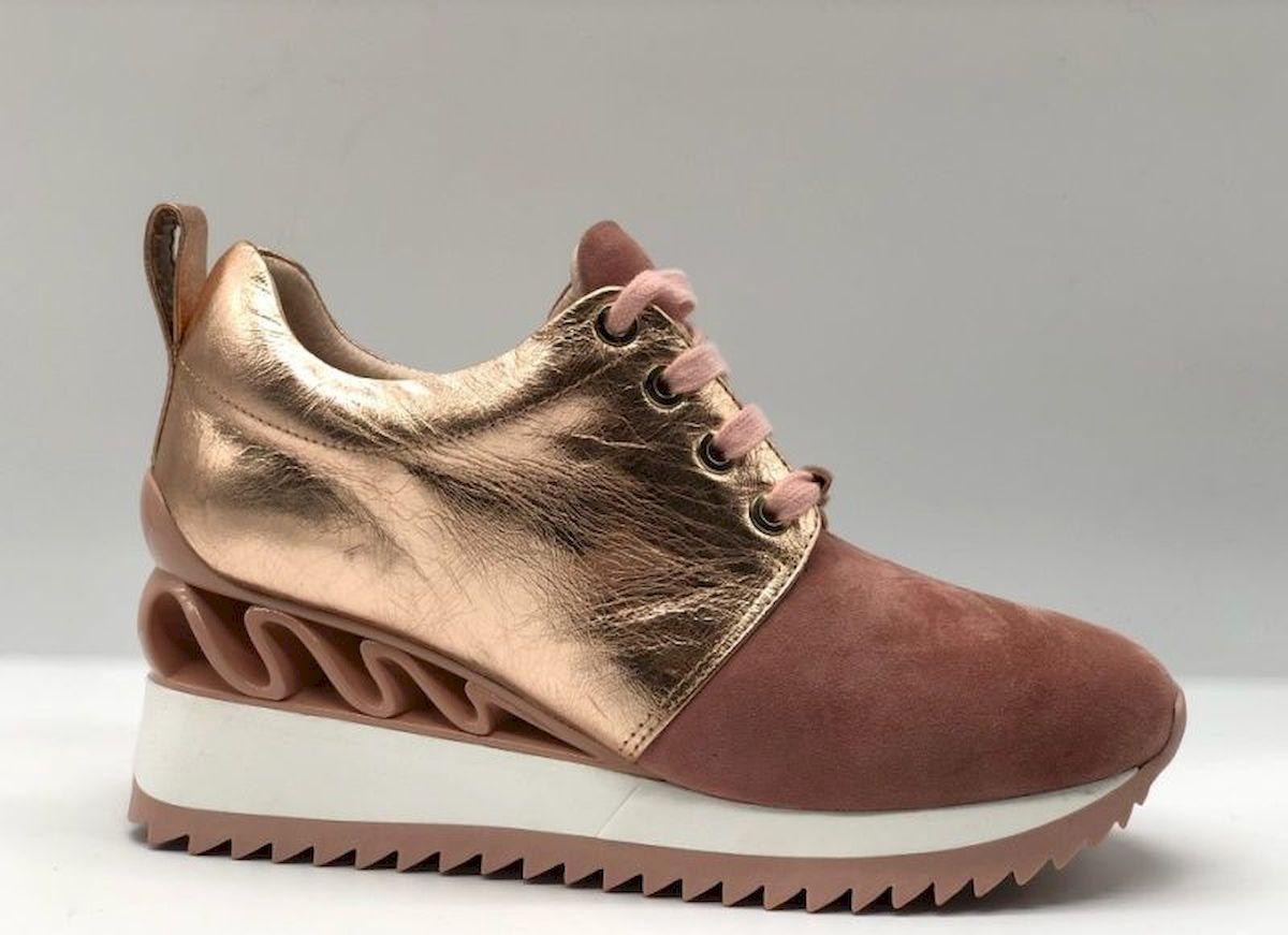 Полуботинки женские Graciana, цвет: розовый. KY335S-039P-2-A. Размер 37KY335S-039P-2-A