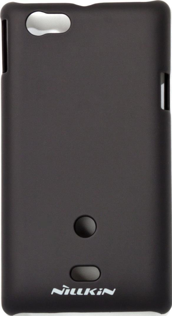 Чехол для сотового телефона Nillkin Super Frosted, 4630042525887, черный стоимость
