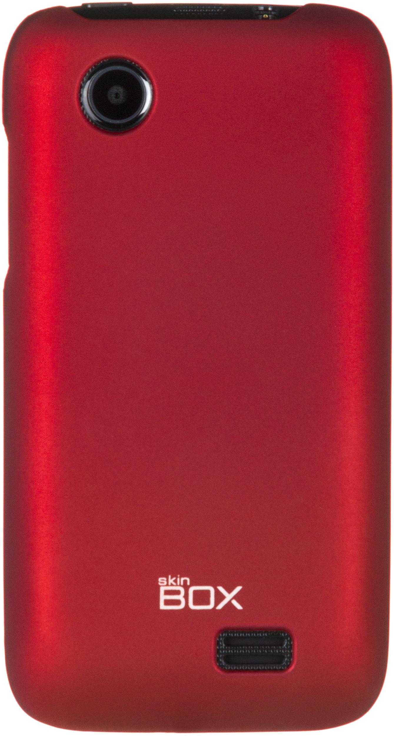 Чехол для сотового телефона skinBOX 4People, 4630042526501, красный чехол для сотового телефона skinbox 4people 4630042528994 красный